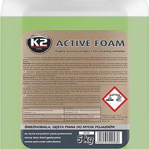 K2 ACTIVE FOAM KONTSENTREERITUD PUHASTUSVAHT 5L
