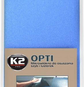 K2 MIKROFIIBER LAPP KLAASPINDADELE 40X40CM