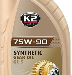 K2 MATIC 75W90 GL4/GL5 1L (SÜNTEETILINE)
