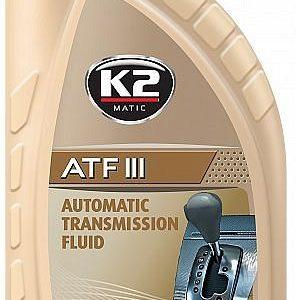 K2 MATIC ATF DEXRON III D 1L (POOLSÜNT.)