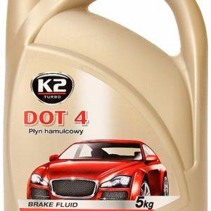 K2 DOT4 PIDURIVEDELIK 5L