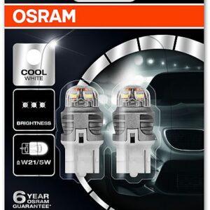 PIRN LED (W21/5W)(T20) 3W 12V W3X16Q