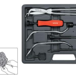 Trummelpidurite vahetamise tööriistad 8osa Yato