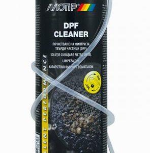 Tahmafiltri DPF puhastaja 500ml  ( otse filtrisse )