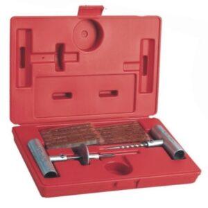 Rehviparandus komplekt, naasklid, nöörid, määre, nuga
