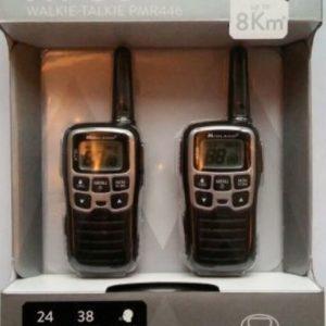 Kaasaskantav raadiojaam (kanalid 24, aktiivne mürasummutus 54x33x103mm )