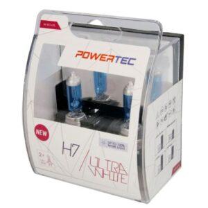 PIRN H7, Ultra White, 12V, max. 55W 5000K Xenon efekt