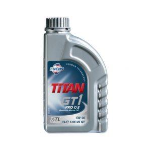 Õli 5W30 TITAN GT1 PRO C3 1L FUCHS 504/507