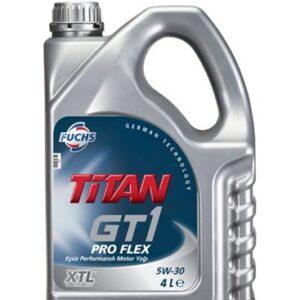 ÕLI 5W30 4L TITAN GT1 PRO C3 4L FUCHS 504/507