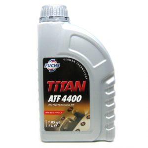 ATF ÕLI Dexron III 1L FUCHS Titan 4400