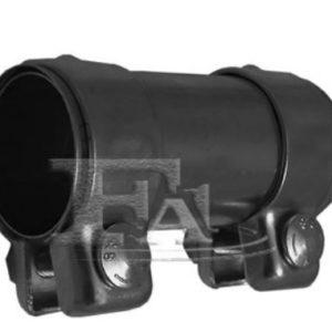 Summuti toruklamber 65mm torule ( 80mm pikkus )