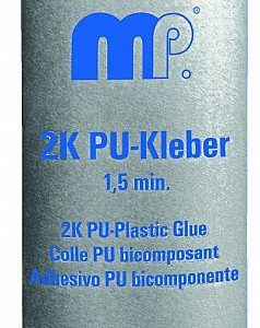 MIPA 2K PU PLASTILIIM (ENAMUS AUTONDUSE PLASTE) 50ML (+ 2 SEGUOTSA)
