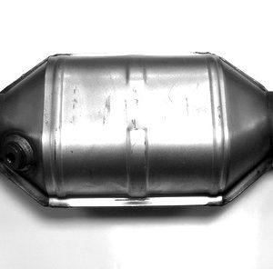 katalüsaator lapik 52×350 1,1-2,5L lambda anduri pesaga