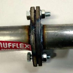 FLANTS summutiühendus 65MM (ilma tihendita)