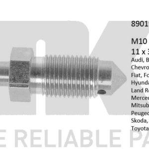 Õhutusnippel M10 x 1