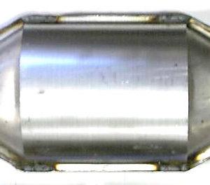 Katalüsaator 51mm 450mm EURO3 ovaalne