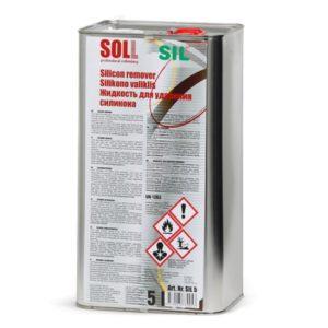 Silikoni pesu 5L SOLL silikooni eemaldaja