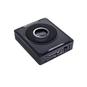 Mac Audio Micro Cube 108D – 8″/20cm elemendiga istmealune bassikõlar.