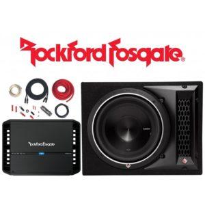 Parima bassiga komplekt Rockford Fosgatelt!