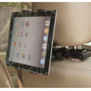 Tahvelarvuti hoidija peatoe kinnitusega