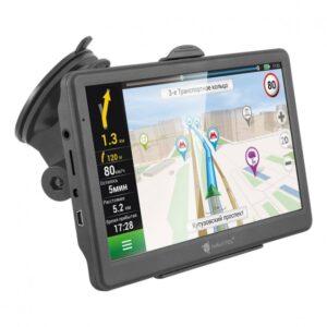 Suure 7″ puutetundliku ekraaniga GPS seade