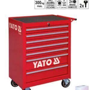 Tööriistakapp 7-sahtlit YATO