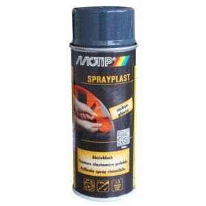 Sprayplast värvikile TUMEHALL/Carbon 400ml MOTIP