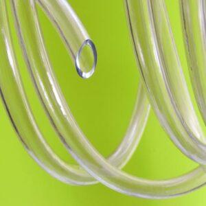 Klaasipesuri voolik 6mm ( 1M hind ) läbipaistev voolik