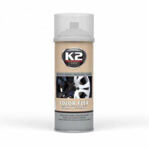 Sprayplast kilevärv Läbipaistev 400ml K2