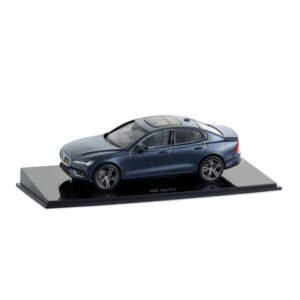 Mudelauto VOLVO S60 1:43 Denim Blue