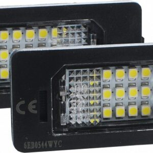 LED numbrituled BMW E39 E60 E90 E91 X5 E70 X6