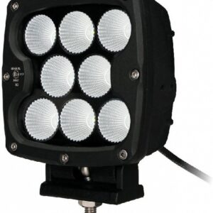KAUGTULI LED 80W 10-30V 5600LM 130X130X75,5MM (CREE LED)