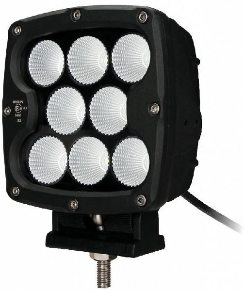 KAUGTULI LED 80W 10-30V 5600LM 130X130X75