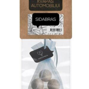Autolõhn SIDABRAS ( Puidust aroomi pallid )