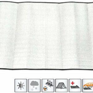 Aknakate esiklaasile 200×70 jäätumise ja UV-kaitse