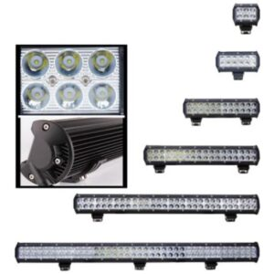 LED TÖÖTULI 180W Flood + Spot 715*73*107 9-30V
