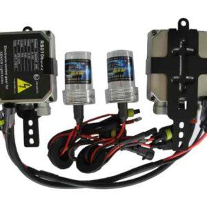 Xenon pirnide komplekt H7 6000K 35W SLIM