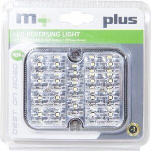 LED TAGURDUSTULI 12V IP67 100X80X28 MM