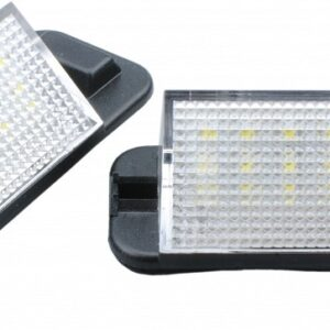 NUMBRITULI LED BMW OEM 1387048, 63261387047 CANBUS 2TK M-TECH