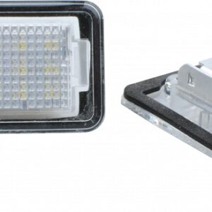 Numbrituled LED AUDI A3 A4 A5 A6 A8 01- 05- 2TK
