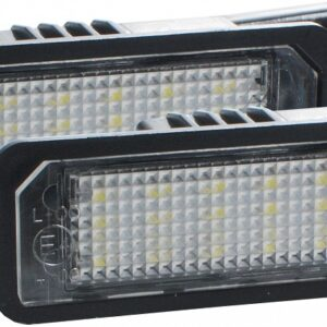 NUMBRITULI LED VOLKSWAGEN 1K8943021A, 1K8943012B CANBUS 2TK M-TECH