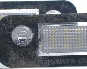 NUMBRITULI LED FORD mondeo,fiesta,fusion 1332916, 1021802,