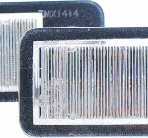 NUMBRITULI LED AUDI A6 98-05 4B9943021 CANBUS 2TK