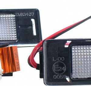 NUMBRITULI LED CITROEN, PEUGEOT OEM 6340F0, 6340A5, 9682403680 CANBUS 2TK