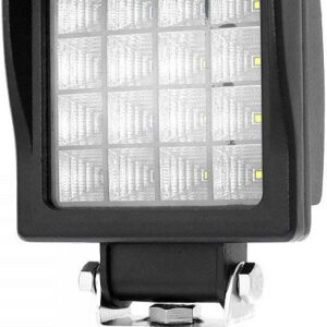 TÖÖTULI LED 48W 10-32V 2500LM 110X142X60MM ECE R10 FLOOD (CREE LED) M-TECH