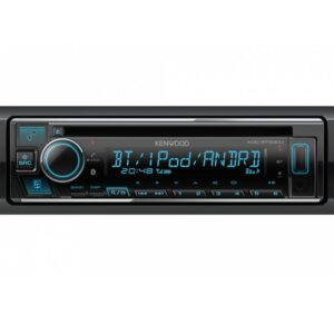 Kenwood FM / CD / USB / AUX / Bluetooth / 13-Riba EQ