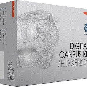 12V H4 BI-XENON/HID KOMPLEKT 35W 4300K 2TK DIGITAL CANBUS SLIM BALLAST