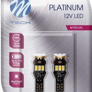 12V T15 LED PIRN 3,5W W16W CANBUS PLATINUM 2TK (OSRAM LED) M-TECH