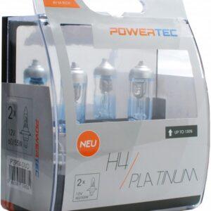 12V H4  PIRN 55W  PLATINUM +130% 2TK M-TECH