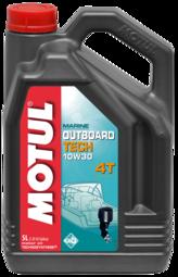 MOTUL OUTBOARD TECH 4T 10W30 5L